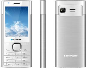 Blaupunkt FL01 feature Phone weiß/silber