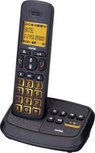 Switel Wizard DCT 59071 Schnurloses DECT/GAP Telefon