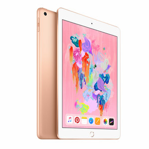 Apple Ipad (9,7 Zoll) 2018, LTE, 32 GB,  Wifi+Cellular, Farbe: Gold