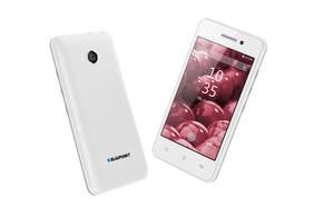 Blaupunkt SM01 Smartphone in Weiß
