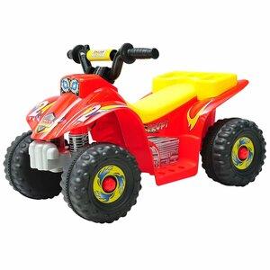 HOMCOM Kinderauto Quad | Kinder Elektromotorrad Kindermotorrad Kinderauto