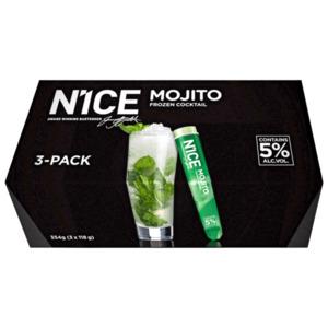 Nice Frozen Cocktail Mojito 3x110ml