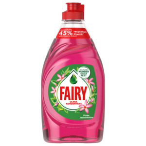 Fairy Handspülmittel Konzentrat Pinke Jasminblüte 450ml