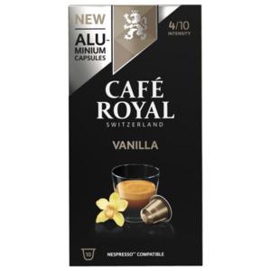 Café Royal Vanilla 10 Kapseln