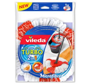 VILEDA Turbo-Ersatzwischmopp 2 in 1