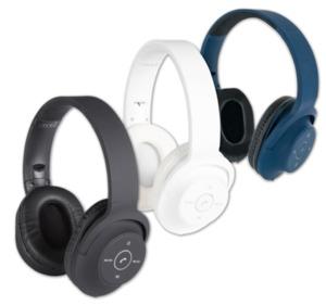 SCHWAIGER Bluetooth-Bügelkopfhörer