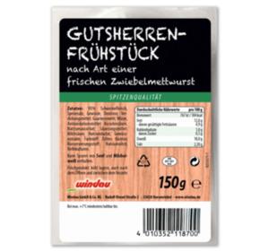 WINDAU Frühstücks-Zwiebelmett
