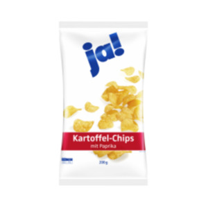 ja! Kartoffel-Chips
