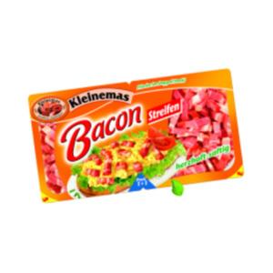 Kleinemas Bacon-Streifen