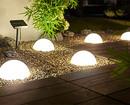 Bild 2 von CASA Deco Solar-Bodenlichterkette