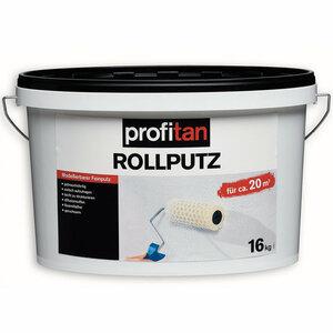 profitan Rollputz - weiß - 16 kg