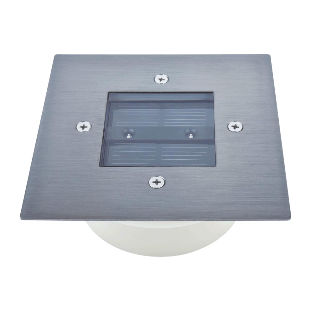 Bild 2 von LIGHTZONE     Solar-Bodeneinbaustrahler