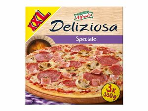 Pizza Deliziosa XXL Speciale