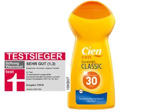 Cien Sonnenmilch Classic LSF 30