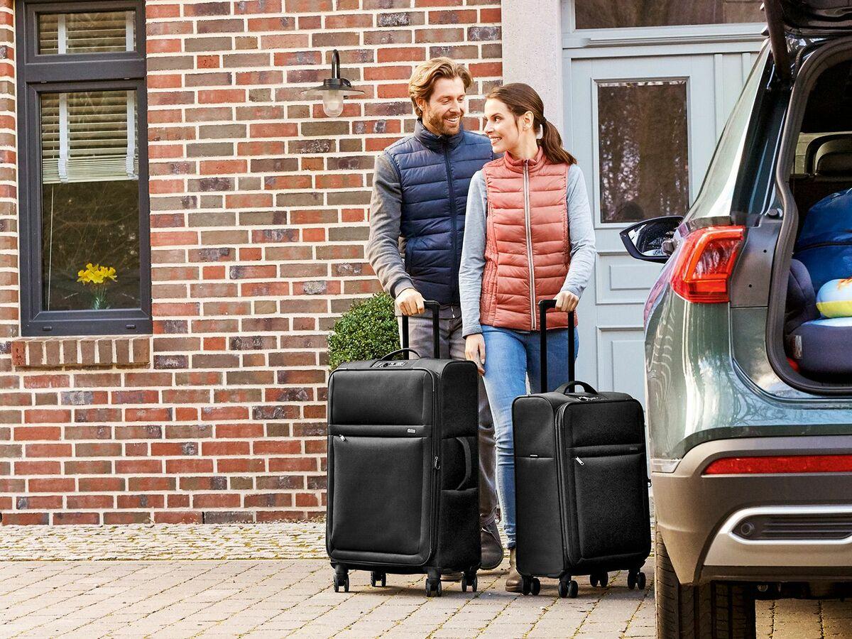 Bild 2 von TOPMOVE® Trolley-Reisekofferset