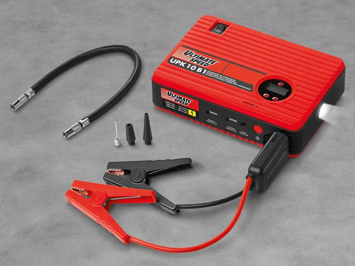 Bild 3 von ULTIMATE SPEED® Powerbank mit Kompressor UPK 10 B1