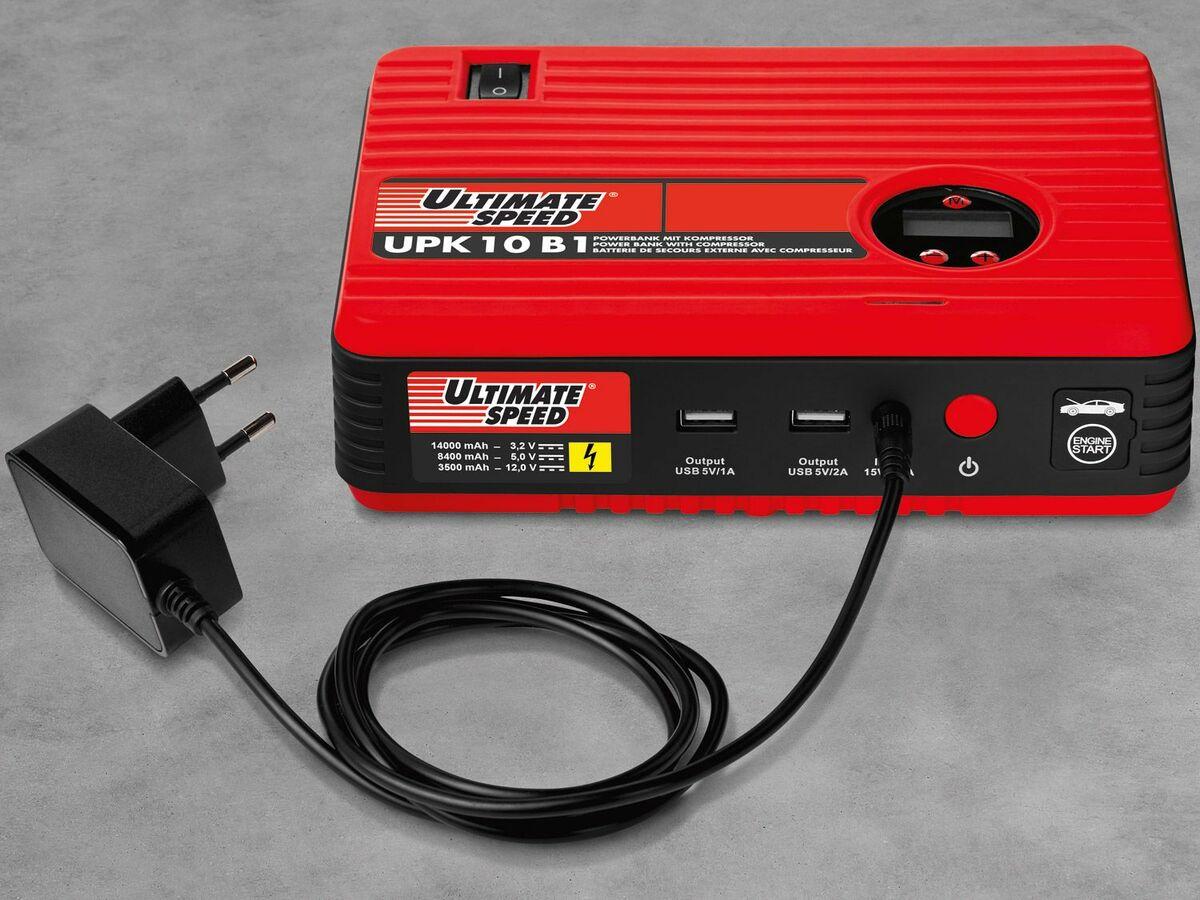 Bild 4 von ULTIMATE SPEED® Powerbank mit Kompressor UPK 10 B1