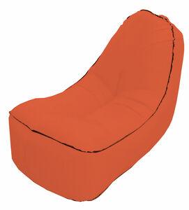 Solax Sunshine Air-Chair mit Tragetasche, Koralle