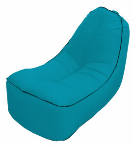 Solax Sunshine Air-Chair mit Tragetasche, Petrol