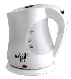 TEAM TEAM Wasserkocher 1,0l BISTRO weiß