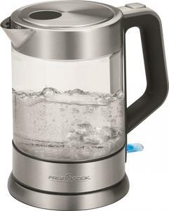 ProfiCook Glas-Wasserkocher 1,5L 360° PC-WKS 1107 G