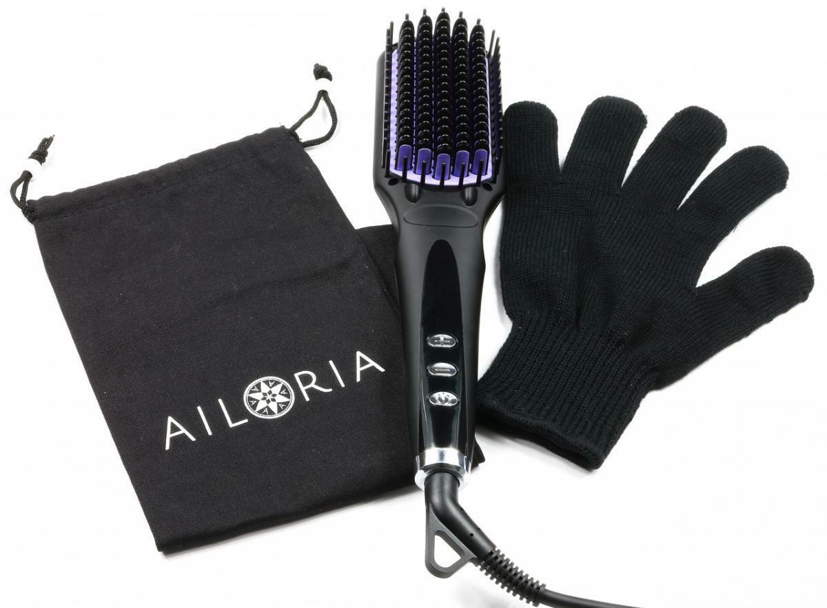 Bild 2 von AILORIA FLAWLESS Ionische Haarglättungsbürste