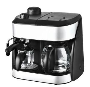 Kalorik 2 in 1 Espresso- und Kaffeekombiautomat TKG EXP 1001 C mit Kaffee- und Espressokanne