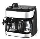 Bild 1 von Kalorik 2 in 1 Espresso- und Kaffeekombiautomat TKG EXP 1001 C mit Kaffee- und Espressokanne