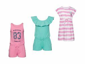 PEPPERTS® Kinder Mädchen Jumpsuit / Strandkleid