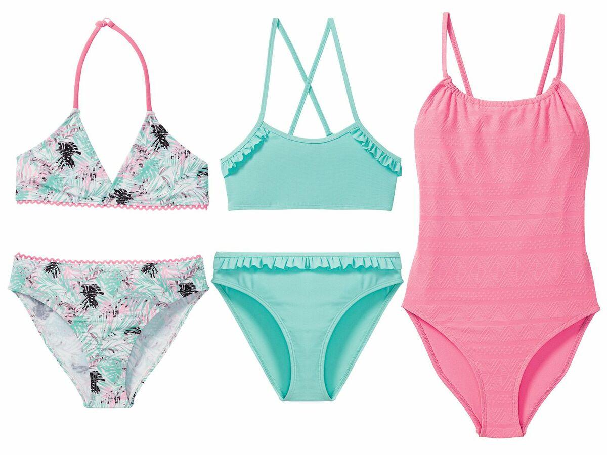 Bild 1 von PEPPERTS® Kinder Mädchen Bikini / Badeanzug