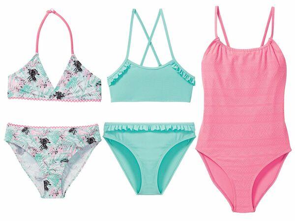 PEPPERTS® Kinder Mädchen Bikini / Badeanzug