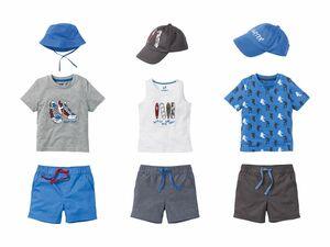 LUPILU® Kleinkinder Jungen Sommerset, 3-teilig
