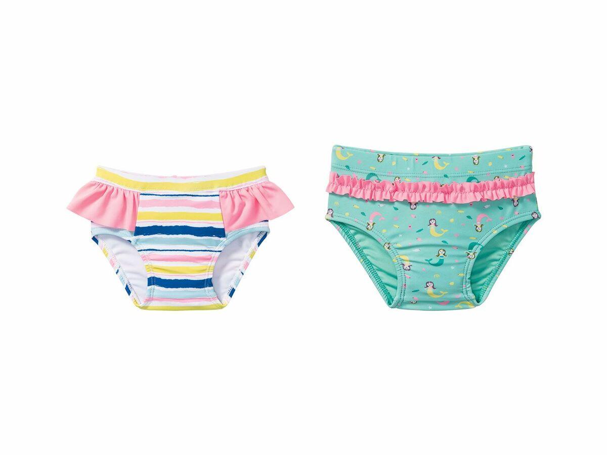 Bild 2 von LUPILU® 2 Baby Badehosen