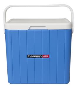 frigothermo Kühlbox 27 Liter mit Ausguss