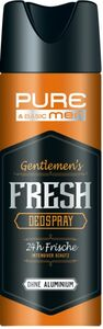 Pure & Basic men Deospray Fresh, 200ml