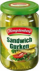 Hengstenberg Sandwichgurken 185g