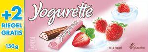 Yogurette 10+2 150g