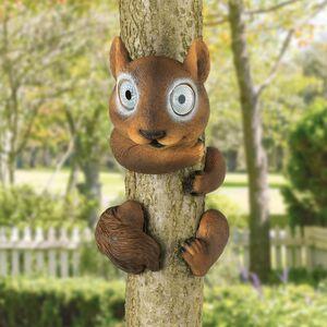 EASYmaxx Solar-Baumleuchte Eichhörnchen