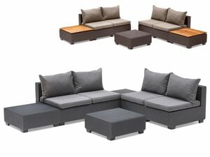 Allibert Lounge Set Salta Sapporo