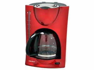 efbe-Schott Kaffeeautomat SC KA 1050 metallic-rot