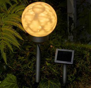 Solarstecker mit Rotation, ca. 15x37cm