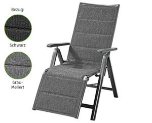 GARDENLINE®  Aluminium-Relaxsessel