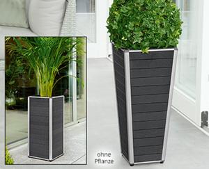 GARDENLINE®  WPC-Blumenkasten groß