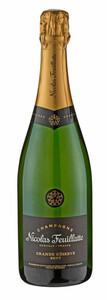 Nicolas Feuillatte Champagner Grande Reserve, brut