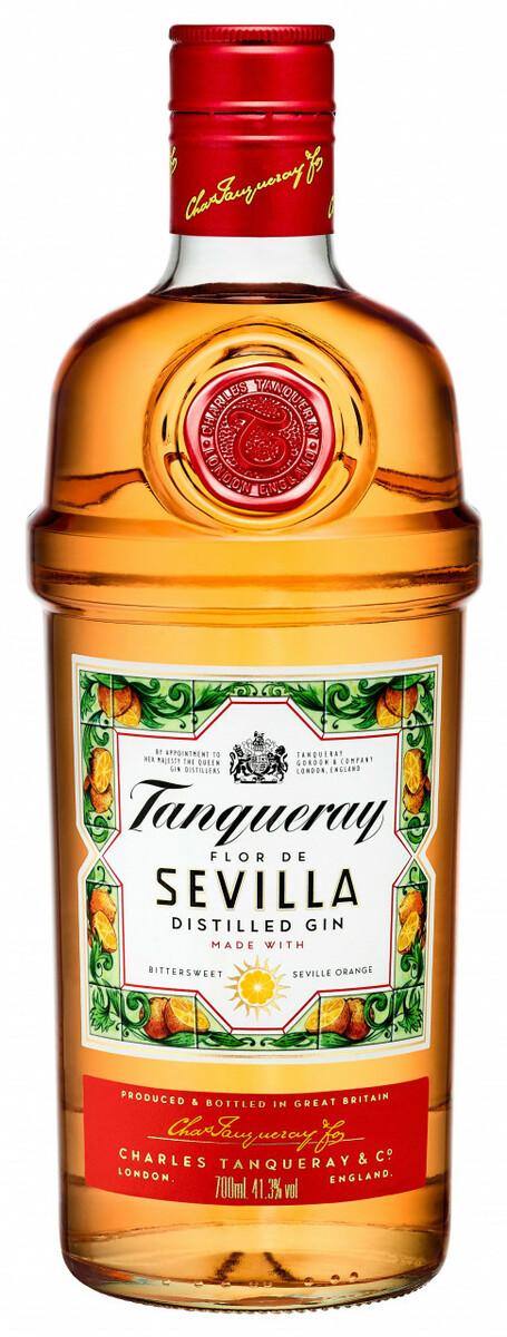 Bild 1 von Tanqueray Flor de Sevilla