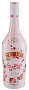 Baileys Strawberry & Cream