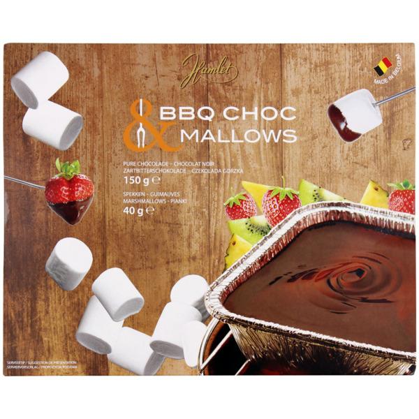 BBQ Choc & Mallows