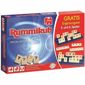 Jumbo Rummikub inkl. Erweiterung