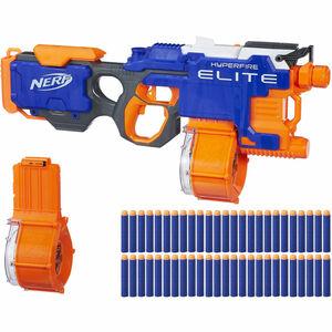 Nerf Elite Hyperfire Bundle N-Strike Elite Blaster