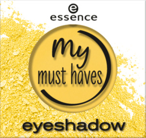 essence cosmetics Lidschatten my must haves eyeshadow dare to shine 24